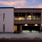 長岡市希望が丘「PROTH 大型バルコニーとつながる2階LDKのインナーガレージハウス」住宅完成見学会