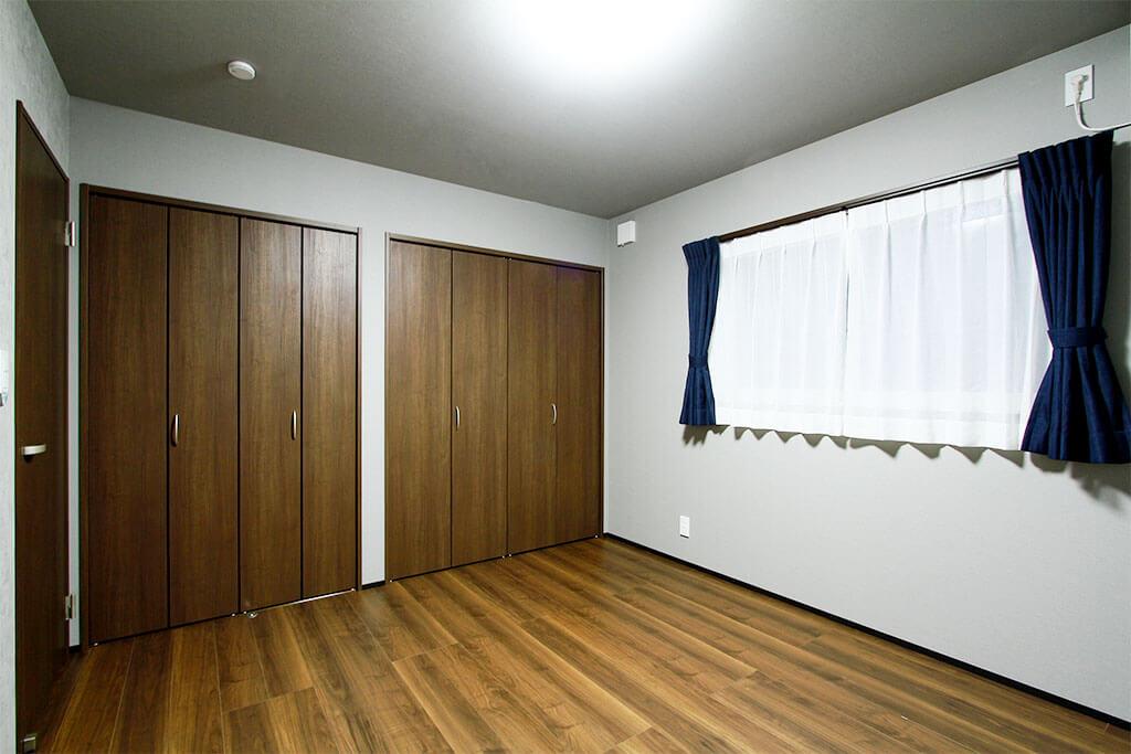 ハーバーハウスの新築 家づくり 事例「GRANDE たっぷりの造作収納を設けた広々LDKの家」(GRANDE)