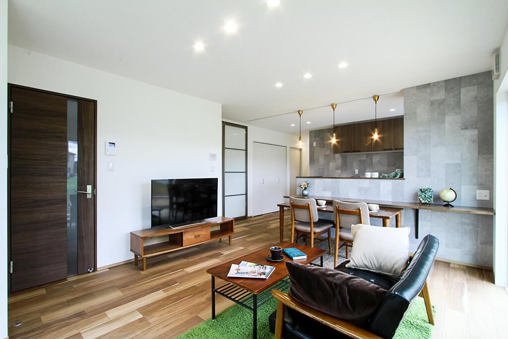 ハーバーハウスの新築 家づくり 事例「chouette 理想の働き方と暮らしを実現した、店舗併設型住宅」(chouette)