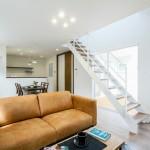 上越市大和「MIRAI ウッドデッキのある共有型二世帯住宅」住宅完成見学会