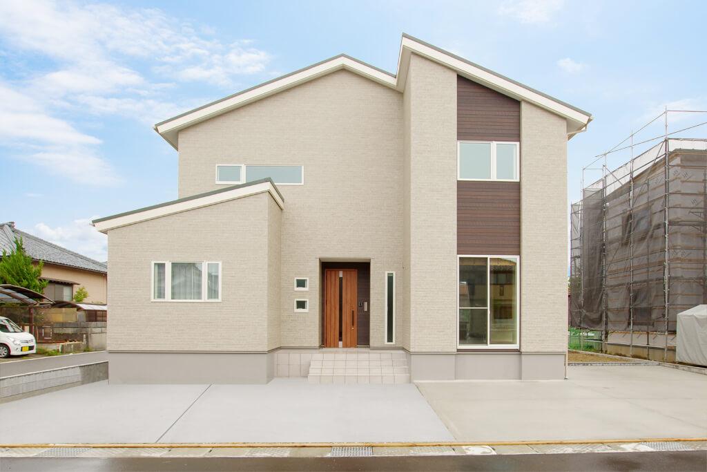 ハーバーハウスの新築 家づくり 事例「MIRAI テラススペースのある共有型二世帯住宅」(MIRAI)