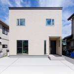 ハーバーハウスの施工事例 「MIRAI セカンドリビングのある二世帯住宅」(MIRAI) ※外構はイメージ合成です。
