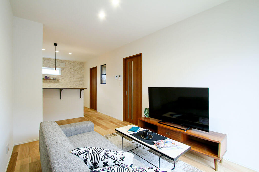 ハーバーハウスの新築 家づくり 事例「家族で楽しむフリースペースのある家」(EXY)