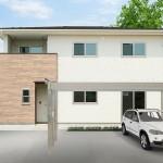 長岡市希望が丘「キッズルームのあるナチュラルテイストの家」住宅完成見学会