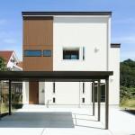 長岡市不動沢「折り上げ天井で開放的なLDK!自然落雪屋根の家」住宅完成見学会