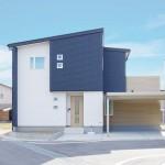 新潟市江南区大渕「リビング・ダイニングの間に吹き抜けを設けた、採光抜群の家」住宅完成見学会