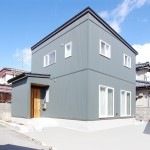 新潟市西区小針台「ファミリークロークが生活動線をシンプルにするL字型LDKの家」住宅完成見学会