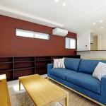 新潟市中央区長潟「中庭と造作家具が快適な暮らしを演出するコートハウス」住宅完成見学会