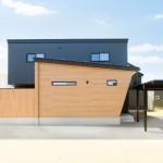 燕市柳山「ORGA 空の下でプライベートな時間を満喫できるコートハウス」住宅完成見学会