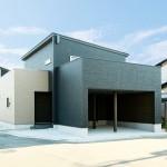 燕市南「REVELTA ダークカラーのインテリアでまとめたインナーガレージハウス」住宅完成見学会