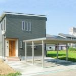妙高市高柳「帰ったらすぐに手が洗える、新しい生活様式に対応した家」住宅完成見学会