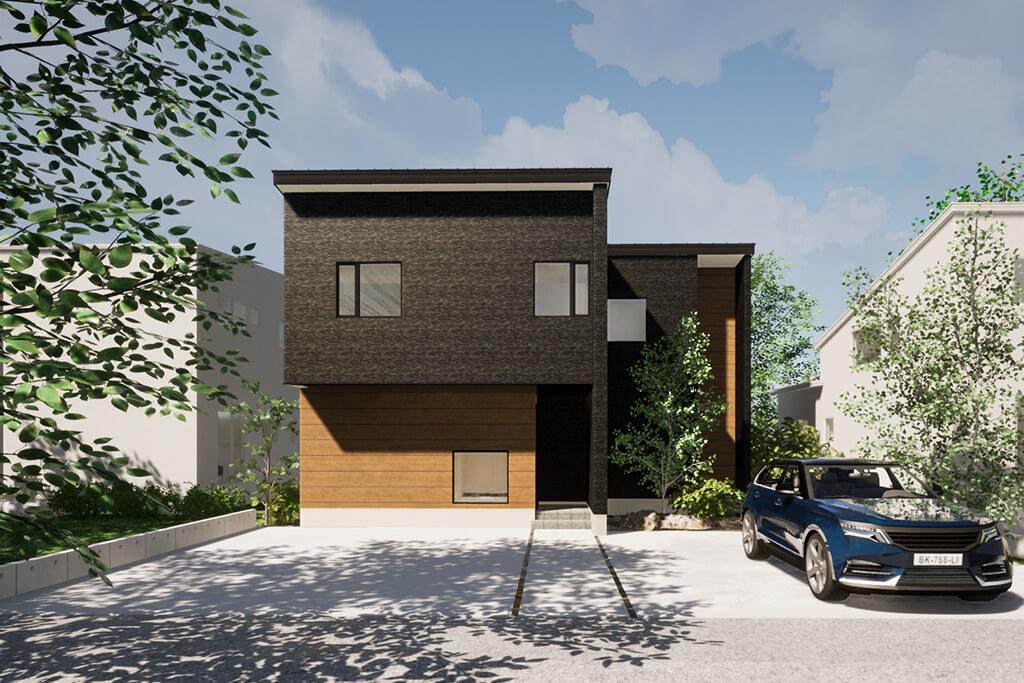 大きなリビング収納&快適な家事動線でスッキリ暮らせる家