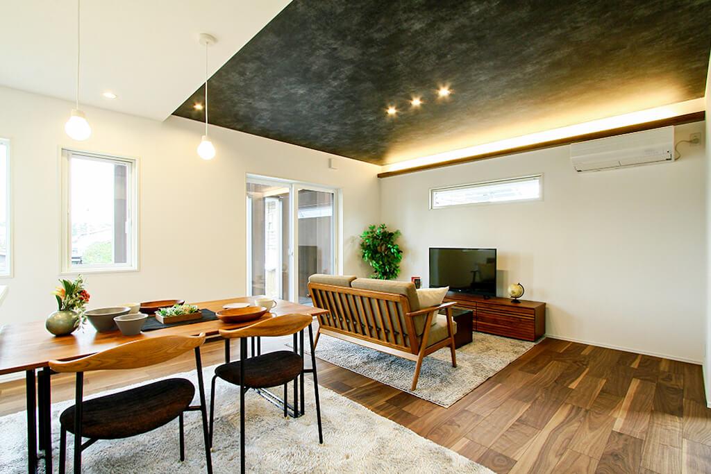 ハーバーハウスの新築 家づくり 事例「外の視線を気にせずアウトドアも楽しめる、プライベートテラスのある家」